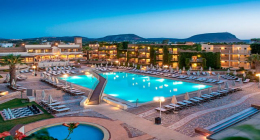 KRIT HERAKLION ANISSARAS BELLA BEACH HOTEL DELUXE 111