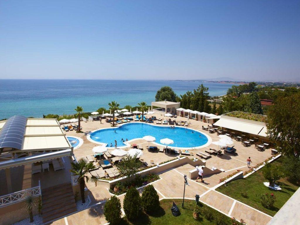 Grčka leto 2019 – hoteli
