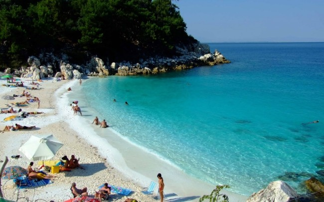 Tasos Apartmani Asturs Letovanje 2020 Grčka Leto 2020