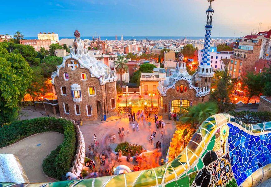 Barselona putovanja 2019