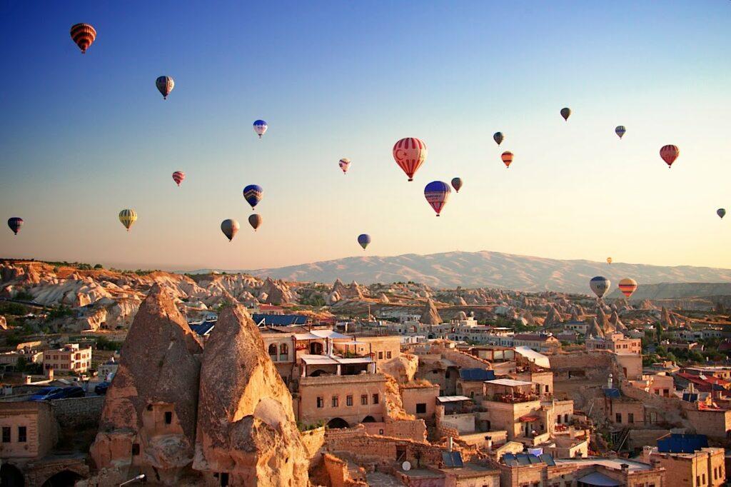 Kapadokija - Turska putovanja 2019
