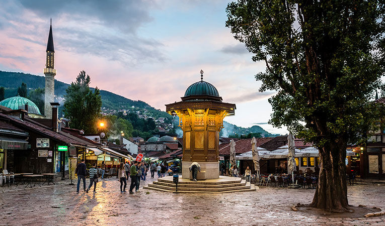 Sarajevo putovanja 2019