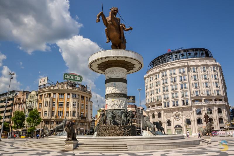 Skoplje putovanja 2019