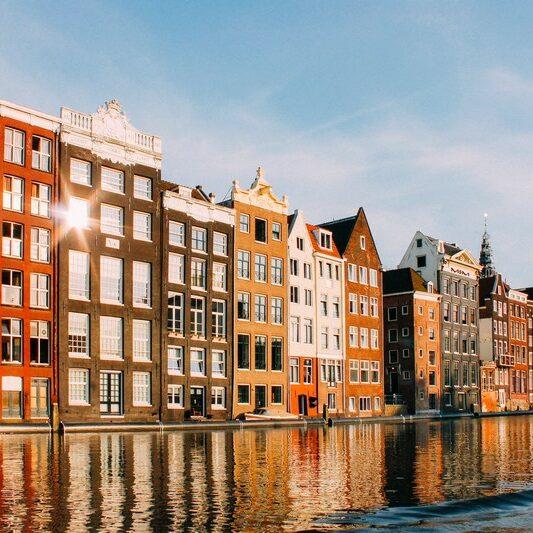 Amsterdam povoljna putovanja avionom