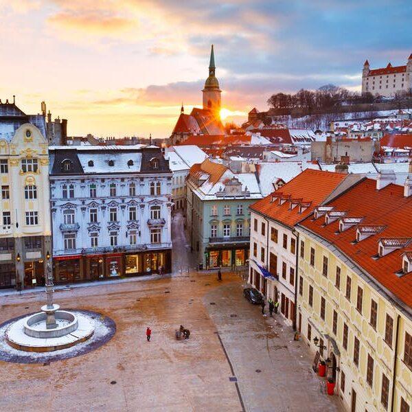 Bratislava putovanja
