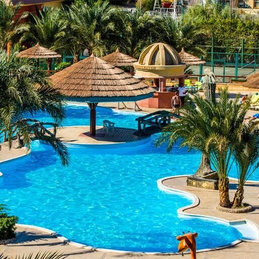 Hotel Sea Gull Resort Hurgada Egipat 14