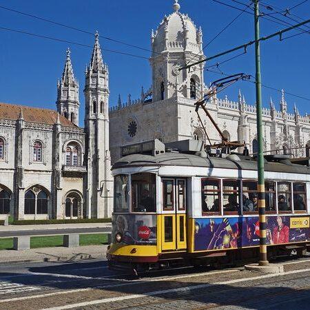 Lisabon putovanja avionom