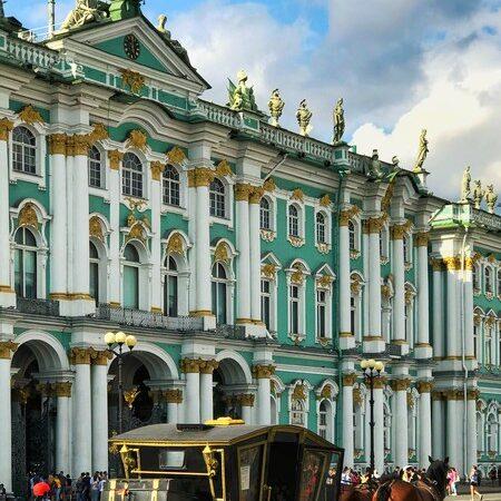 Saint Petersburg jeftina putovanja avionom 1