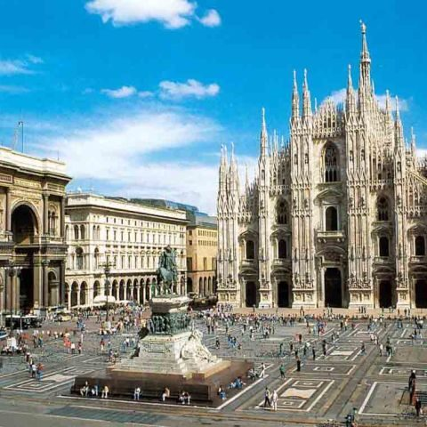 Milano putovanja